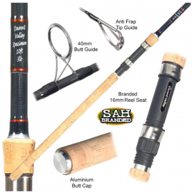 Special Offer - Tackle Box Darent Valley Carp Rod 10ft 3lb
