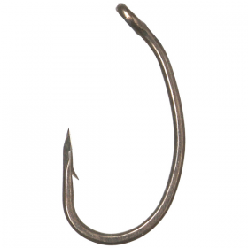 Eagle Claw Trokar Magnum Curved Shank Hooks - Barbed