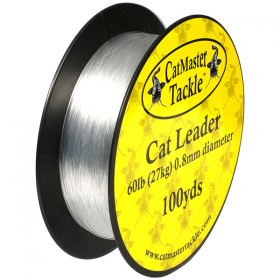 CatMaster Tackle Cat Leader Monofilament 60lb 100yds