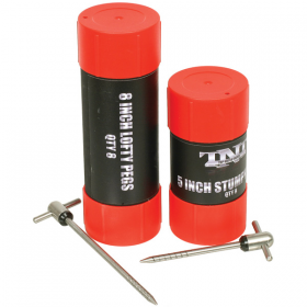 Top-Notch Tackle Stainless Steel Bivvy pegs