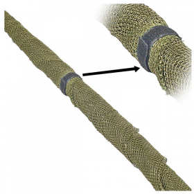 TB Replacement EZ Mesh 42 Inch Olive Green - 60ins Deep