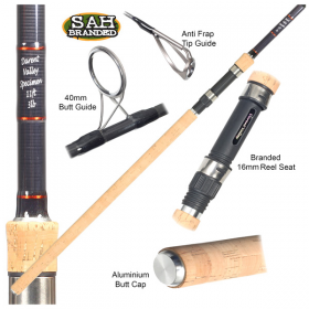 Special Offer - Tackle Box Darent Valley Carp Rod 11ft 3lb