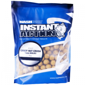 Buy 2 Get 1 FREE - Nash Instant Action Ready Made Shelf Life Boilies