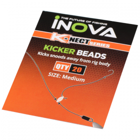 Leeda Inova Kicker Beads - Medium