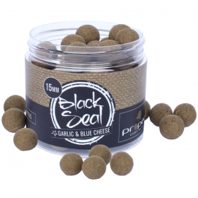 Proper Carp Baits Black Seal (Garlic & Blue Cheese) Wafters