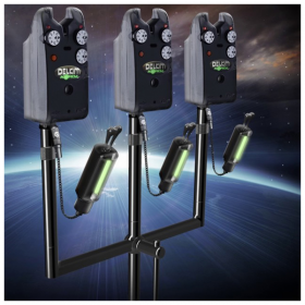 Korda Black Aluminium Singlez Upright 5ins - Limited Stock