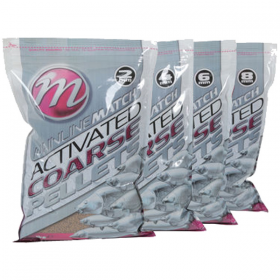 Mainline Match Activated Carp Coarse Pellets 1kg