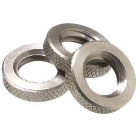 Matrix Innovations Stainless Locking Nuts
