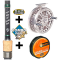 Combo Deal - TB Darent Valley 13ft 2-Piece Specialist Float Rod with