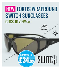 Fortis Wrapround Switch Sunglasses