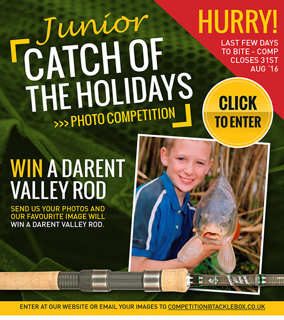 Catch of the Holidays Competition