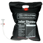 Highlander Solar Shower 20 Litre