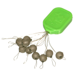 Thinking Anglers Tungsten Line Gripper Beads