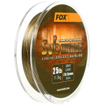 Fox Submerge Braid 600m