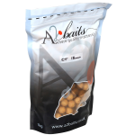A2 Baits Creamy Toffee Frozen Boilies 1kg