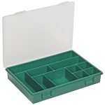 Lemco Large 10 Compartment Space Saver Accessory Box