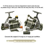 Weston Developments Slow Oscillation (Worm Shaft) Conversion:  £59.99