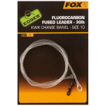 Fox Edges Fluorocarbon Fused Leader