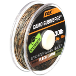 Fox Edges Submerge Camo Lead Free Leader 10m - 30lb