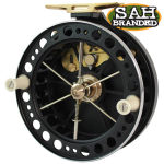J W Young River Specialist Centre Pin Reel 4.5ins x 1ins