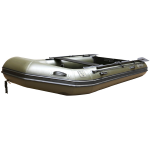 Fox 290 Inflatable Boat with Aluminium Floor - Green (To Order)