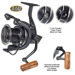 Okuma INC-6000 FD Spinning Reel