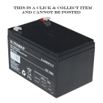 Baruch SLA Ultra Max NP12-12 VRLA Rechargeable Battery
