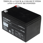 Baruch SLA Ultra Max NP14-12 VRLA Rechargeable Battery