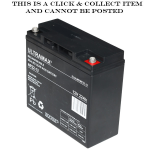 Baruch SLA Ultra Max NP22-12 VRLA Rechargeable Battery