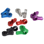 JAG Products Coloured Thumbscrew Levers