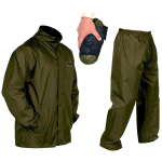 Vass-Tex Kids Waterproof Packaway Jacket & Trouser Set