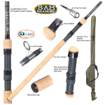 Tackle Box Darent Valley Elite 11ft 1.5lb Specialist Rod