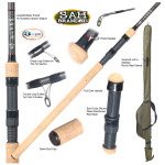 Tackle Box Darent Valley Elite 11ft 1lb Specialist Rod