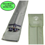 TB Universal Baiting Pole Front Extension Kit