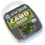 Anchor Tackle Camo Green Non-Toxic Double-Cut Split Shot