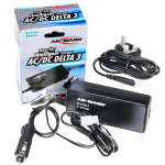 Ansmann 6-7 Cell Battery Pack Charger for NiCd, NiMH Batteries