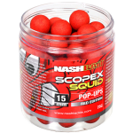 Nash Scopex Squid Red 15mm Pop-Ups