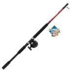 Combo Deal - Shakespeare Firebird 7ft Boat Rod and Reel Kit