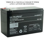 Baruch SLA Ultra Max NP7-12 VRLA Rechargeable Battery