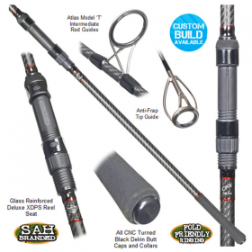 Tackle Box CF-X Black Edition Carp Rod 12ft 3.25lb (50mm)
