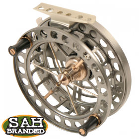 J W Young Super Lightweight Centre Pin Reel 4.5ins x 1ins