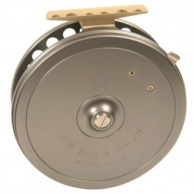 J W Young BJ Centre Pin Reel 4.5ins x 1ins