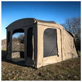 RidgeMonkey EscAPE XF2 Compact 2 Man Bivvy and Plus Porch Extension