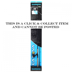 Combo Deal - Shimano Catana Spinning 8ft 10ins MH Rod and Reel Kit