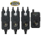 Prologic SMX Custom MkII - 3 Alarms and Receiver Set